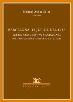 Barcelona, 11 juliol del 1937