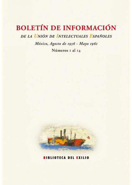 Boletín de Información de la Unión de Intelectuales Españoles