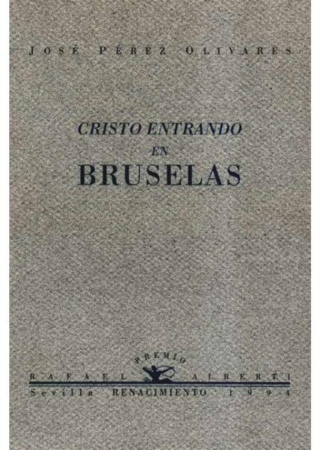Cristo entrando en Bruselas