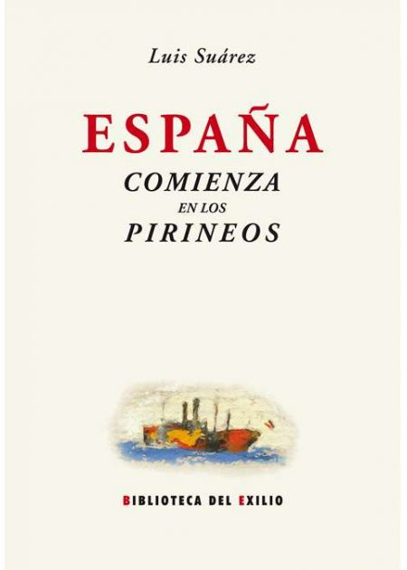 España comienza en los Pirineos