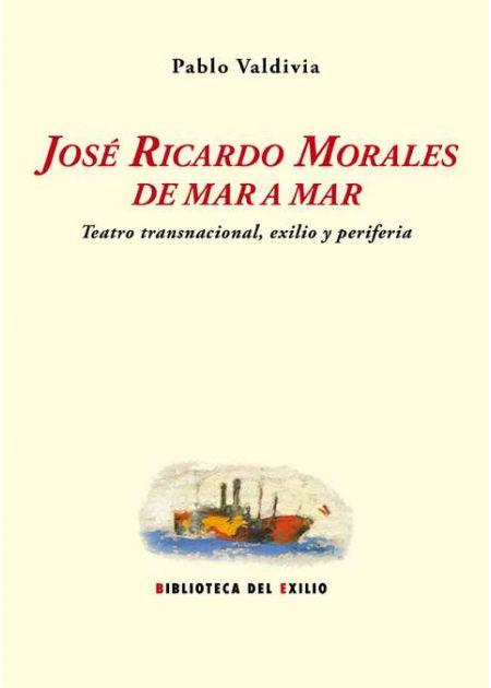 José Ricardo Morales de mar a mar