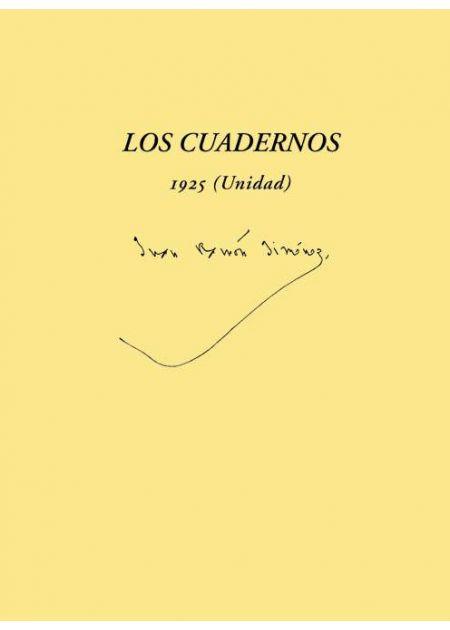 Los cuadernos 1925