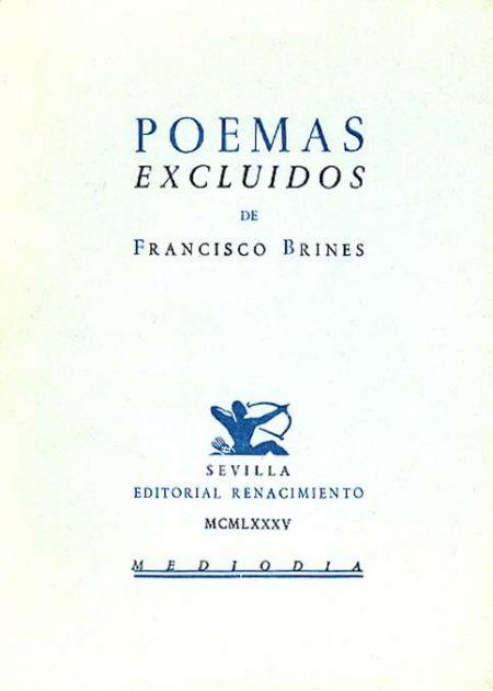 Poemas excluidos