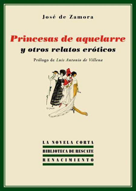 Princesas de aquelarre y otros relatos eróticos
