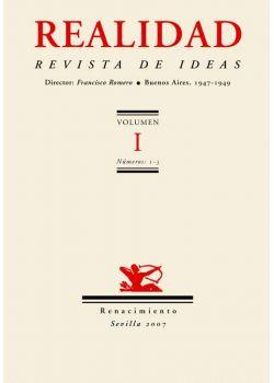 Realidad, revista de ideas