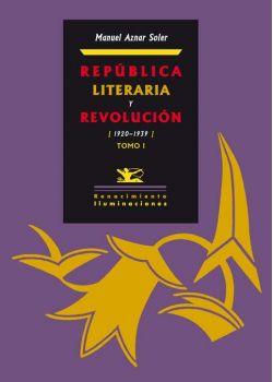 República literaria y revolución