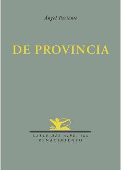 De provincia