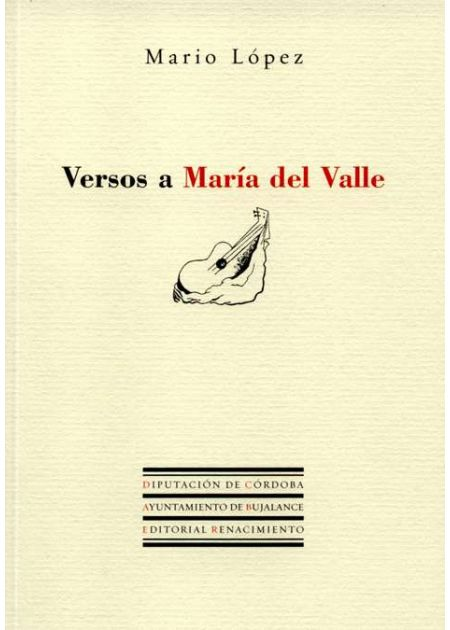 Versos a María del Valle
