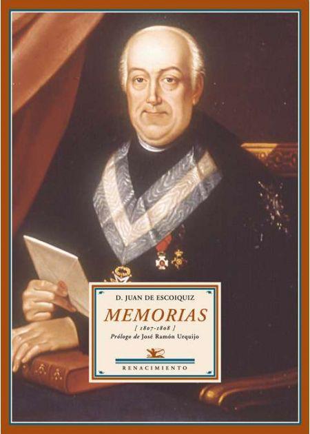 Memorias (1807-1808)