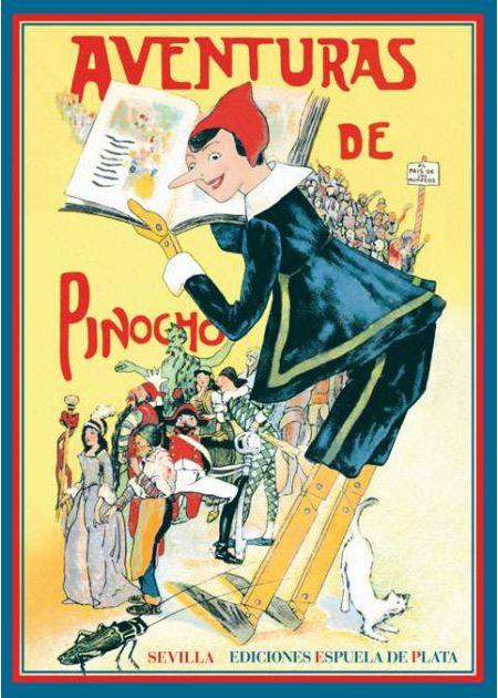 Aventuras de Pinocho