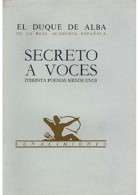 Secreto a voces