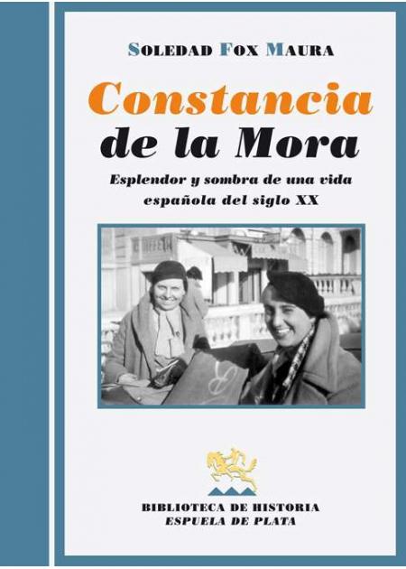 Constancia de la Mora