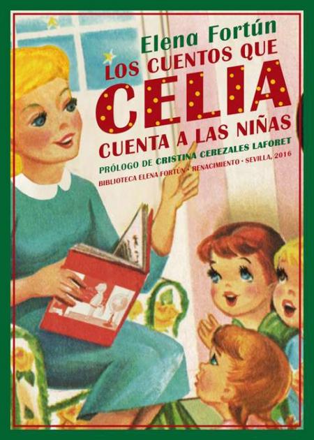 Los cuentos que Celia cuenta a las niñas
