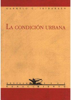 La condición urbana