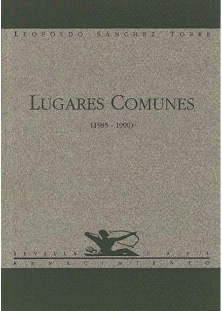 Lugares comunes (1985-1990)