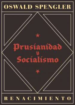 Prusianidad y socialismo