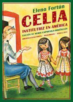 Celia institutriz en América - Ebook