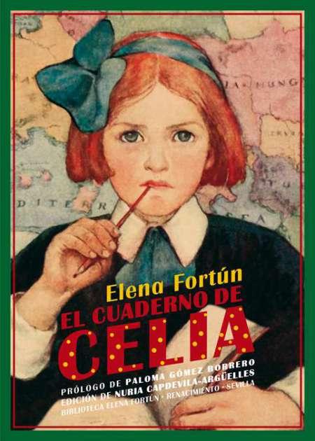 El cuaderno de Celia - Ebook