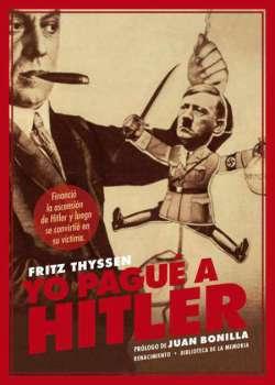 Yo pagué a Hitler - Ebook