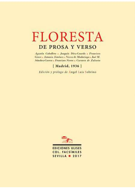 Floresta de prosa y verso