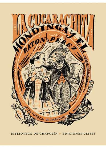 La cucarachita Mondinga y el Ratón Pérez.- La máscara que hablaba