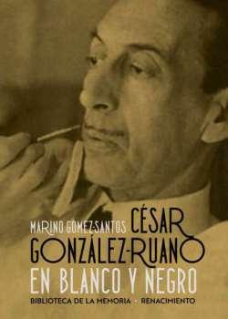 César González-Ruano en blanco y negro