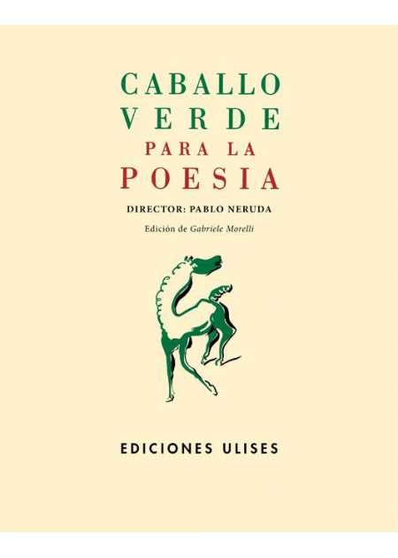Caballo verde para la poesía