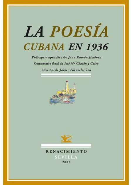 La poesía cubana en 1936