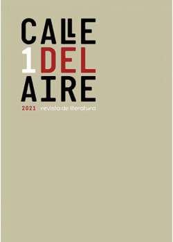 Calle del Aire. Revista de literatura. 1