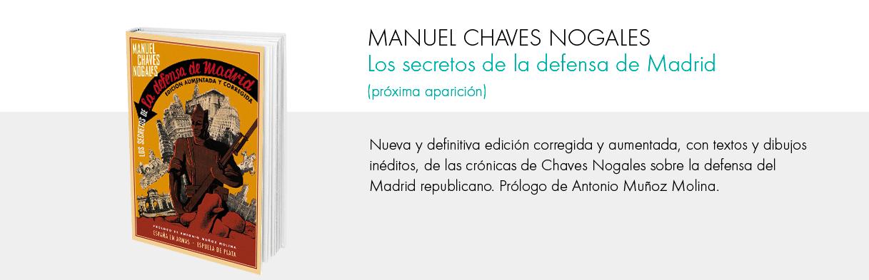 Los secretos de la defensa de Madrid