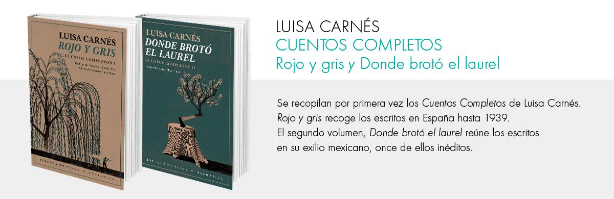 Cuentos Completos de Luisa Carnés